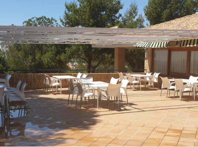 Club Social<br>Terraza Restaurante