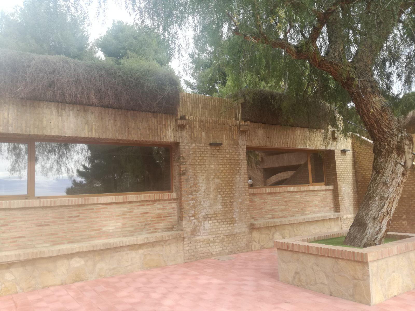 Reserva de Locales<br>Viejo Club/Merendero