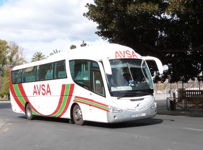 Urbanización Alfinach: Cambio de horarios bus