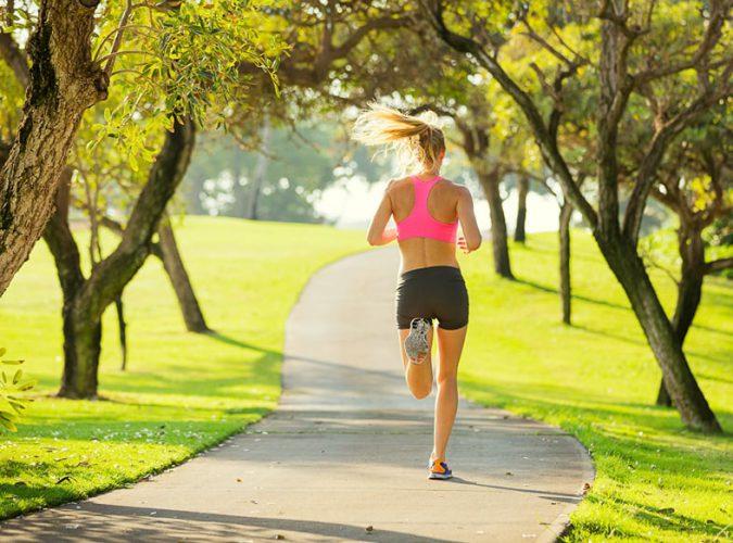 Franjas horarias en paseos y deportes