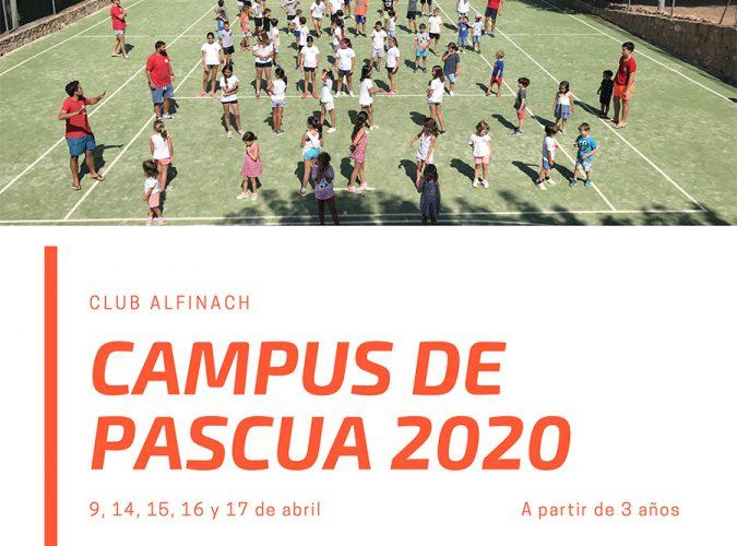 Campus Club Social Alfinach<br>Campus Pascua 2020